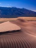 The High Dune Photographic Print by Daniel Cummins