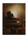 Peaceful Silence I Giclee Print by Rikki Drotar