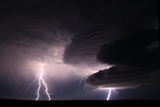 Thunderstorm Photographic Print by Pat Gaines