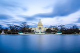 Capitol Hill Photographic Print by Naeem Jaffer