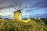 Windmills, Bodrum Photographic Print by Nejdet Duzen
