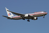 Boeing 767 of American Airlines Photographic Print