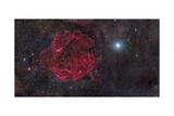 Simeis 147, also known as the Spaghetti Nebula Prints