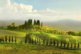 Coreografia Toscana--Choreography Tuscany Photographic Print by Ottini Graziano