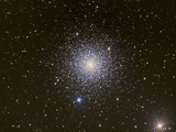 Messier 3, a Globular Cluster in the Constellation Canes Venatici Photographic Print