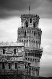 Leaning Tower Photographic Print by Bernard Tan. All RIghts Reserved.