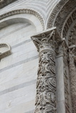 Pisa - the Baptistery Detail Photographic Print by Sebastian Santa