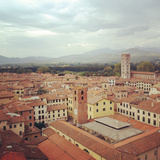 Lucca City Photographic Print by  AlexandraR