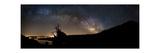 Milky Way over Emerald Lake in Lake Tahoe, California Prints