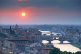 Florence, Italy, PANORAMAS Photographic Print by Andrea Pistolesi
