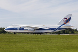 An-124 Ruslan from Volga Dnepr Airlines Photographic Print