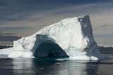 Icebergs in the Antarctic Sound Photographic Print
