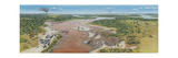 Dinosaur National Monument Panorama. Late Jurassic of North America Posters