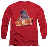 Long Sleeve: Andy Griffith - Aw Pa Shirt