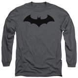 Long Sleeve: Batman - Hush Logo Shirt