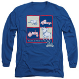 Long Sleeve: Babe - Work On The Farm T-shirts