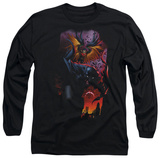 Long Sleeve: Batman - Batman & Robin No.1 T-shirts