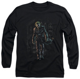 Long Sleeve: Batman - Joker Leaves Arkham T-shirts
