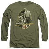 Long Sleeve: Andy Griffith - Gone Fishing T-shirts