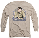 Long Sleeve: Andy Griffith - Thanks For The Memories T-shirts