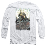 Long Sleeve: Aquaman - Brightest Day Aquaman Long Sleeves