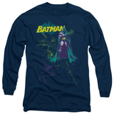 Long Sleeve: Batman - Bat Spray Long Sleeves
