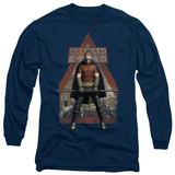 Long Sleeve: Batman Arkham City - Arkham Robin T-Shirt