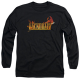 Long Sleeve: Backdraft - Axe Shirts