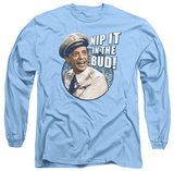 Long Sleeve: Andy Griffith - Nip It In The Bud Long Sleeves