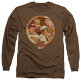 Long Sleeve: Andy Griffith - Boys Club T-shirts