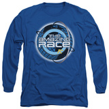 Long Sleeve: Amazing Race - Around The Globe T-Shirt