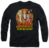 Long Sleeve: Archie Comics - Power Trio Long Sleeves