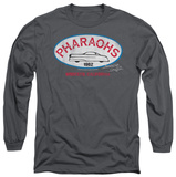Long Sleeve: American Graffiti - Pharaohs Shirt