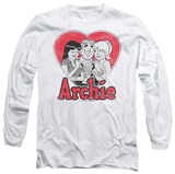 Long Sleeve: Archie Comics - Milkshake Shirt