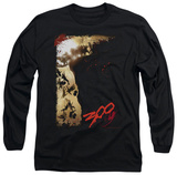 Long Sleeve: 300 - The Cliff T-shirts