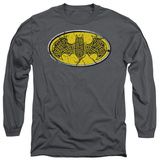 Long Sleeve: Batman - Celtic Shield T-shirts