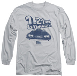 Long Sleeve: Back To The Future - Gigawatts T-Shirt