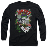 Long Sleeve: Batman - Jokers Wild T-shirts