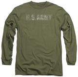 Long Sleeve: Army - Camo Long Sleeves