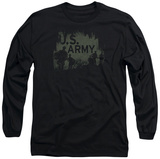 Long Sleeve: Army - Soilders Shirts