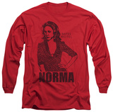 Long Sleeve: Bates Motel - Norma T-shirts