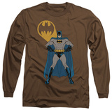 Long Sleeve: Batman - Arms Akimbo Bats T-shirts