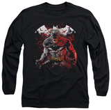 Long Sleeve: Batman - Raging Bat Long Sleeves