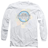 Long Sleeve: Amazing Race - The Race T-shirts