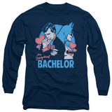 Long Sleeve: Batman - Bachelor T-Shirt