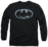 Long Sleeve: Batman - Smoke Signal T-shirts