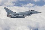 German Eurofighter Typhoon Jet Photographic Print
