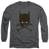 Long Sleeve: Batman - Bat And Bones T-shirts