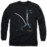 Long Sleeve: Batman Arkham Asylum - Arkham Batman T-Shirt