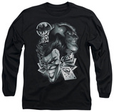 Long Sleeve: Batman - Archenemies T-shirts